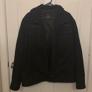 Guess Hooded Jacket